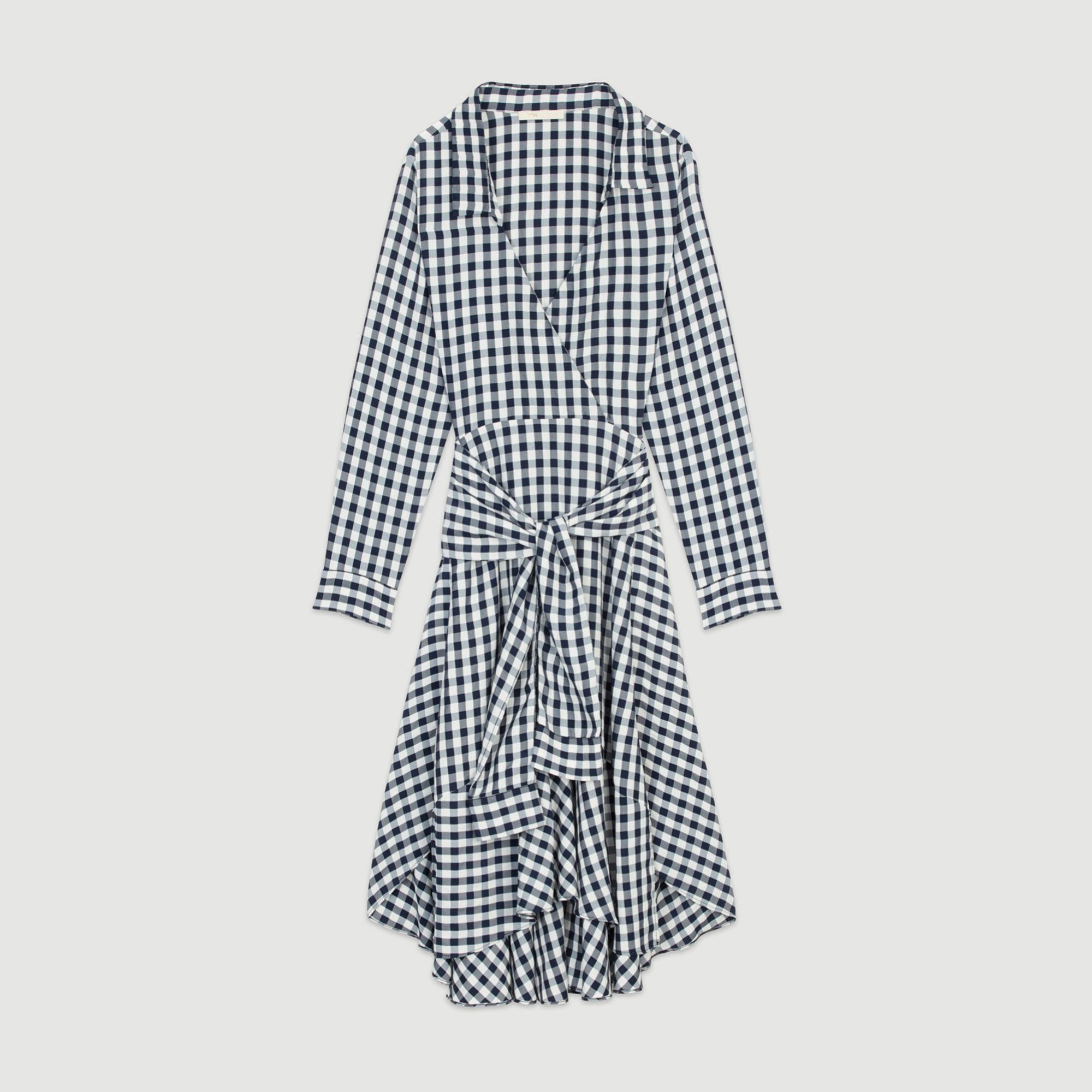 Vestido camisero de Maje (137,50¤)