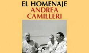 El homenaje, Andrea Camilleri