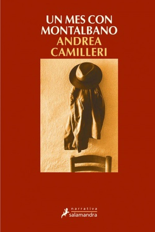 Un mes con Montalbano, Andrea Camilleri