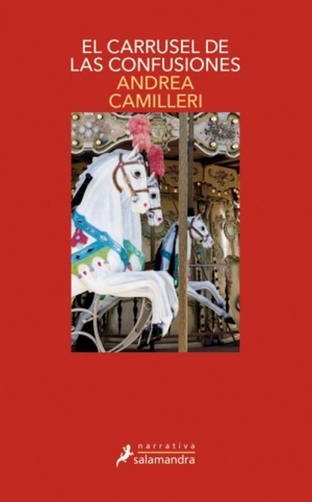 El carrusel de las confusiones, Andrea Camilleri