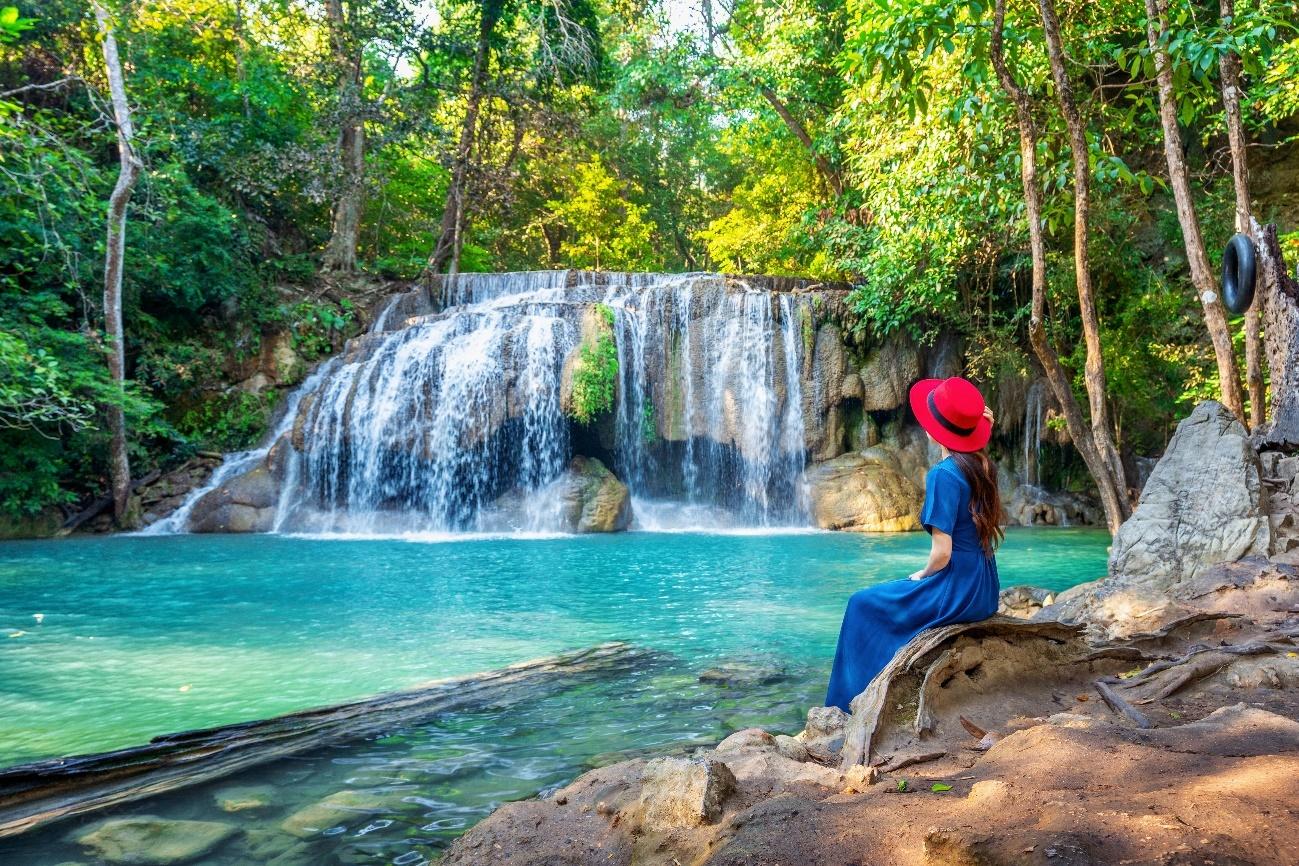 Cascadas de Erawan