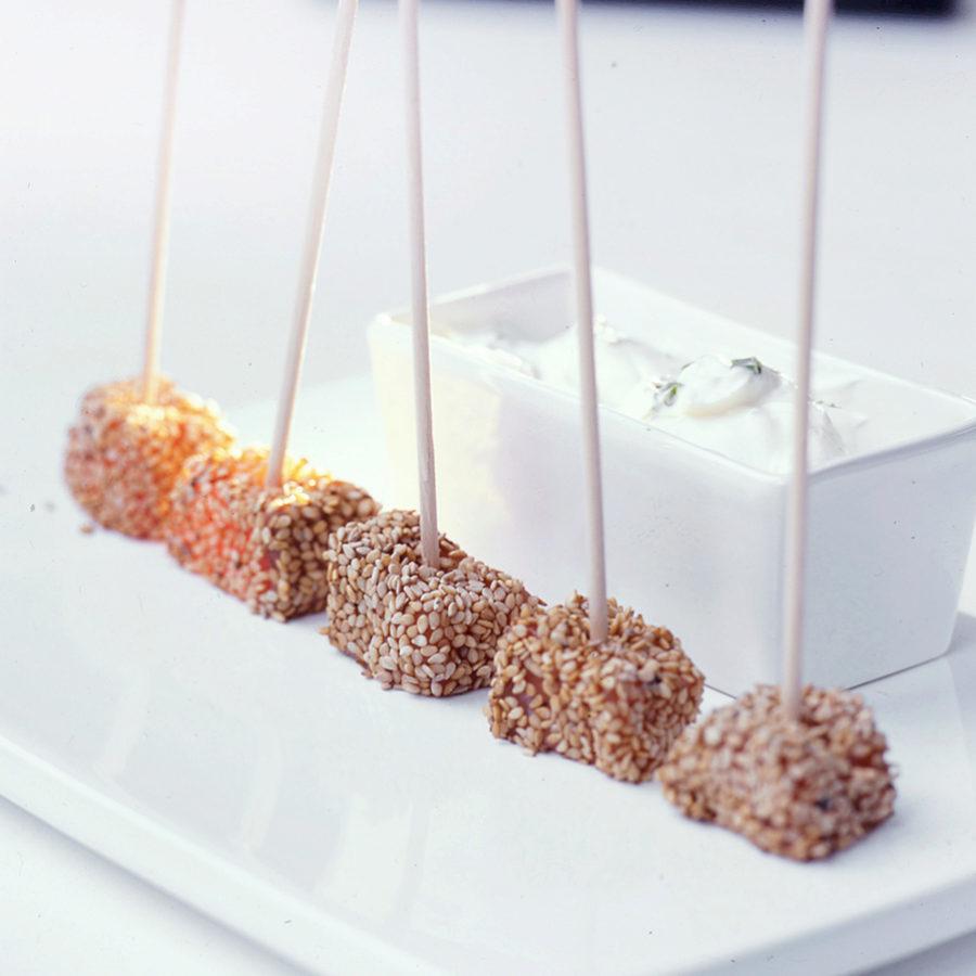 El sésamo es en la cocina japonesa un ingrediente estrella.