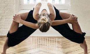 El equilibrio es importante en la práctica de ejercicio diaria y...