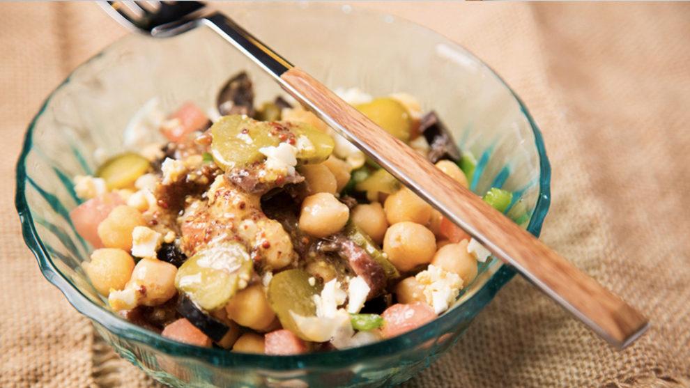 Las legumbres son alimentos completos ricos en proteína.