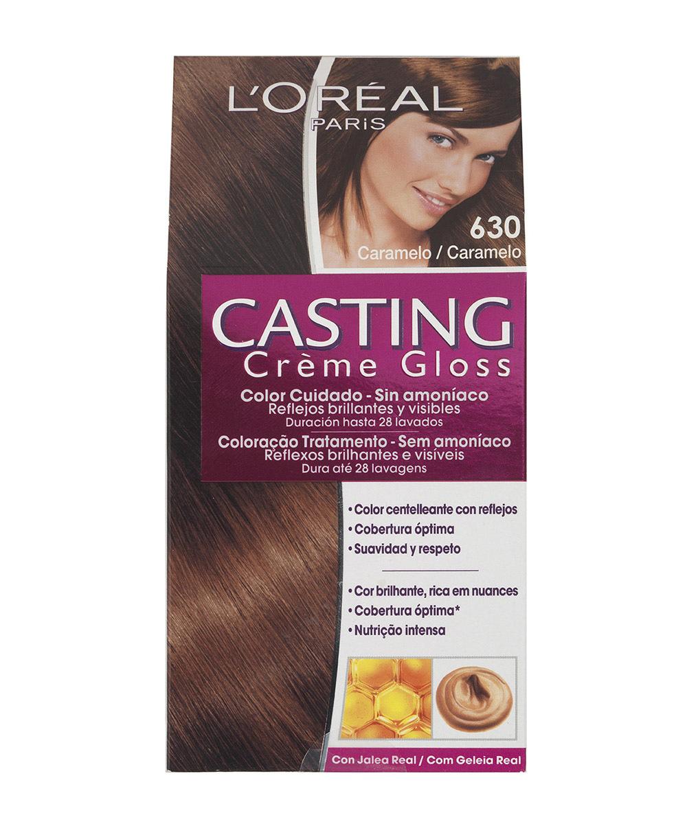 Tinte Casting Crème Gloss de L'Oréal Paris.