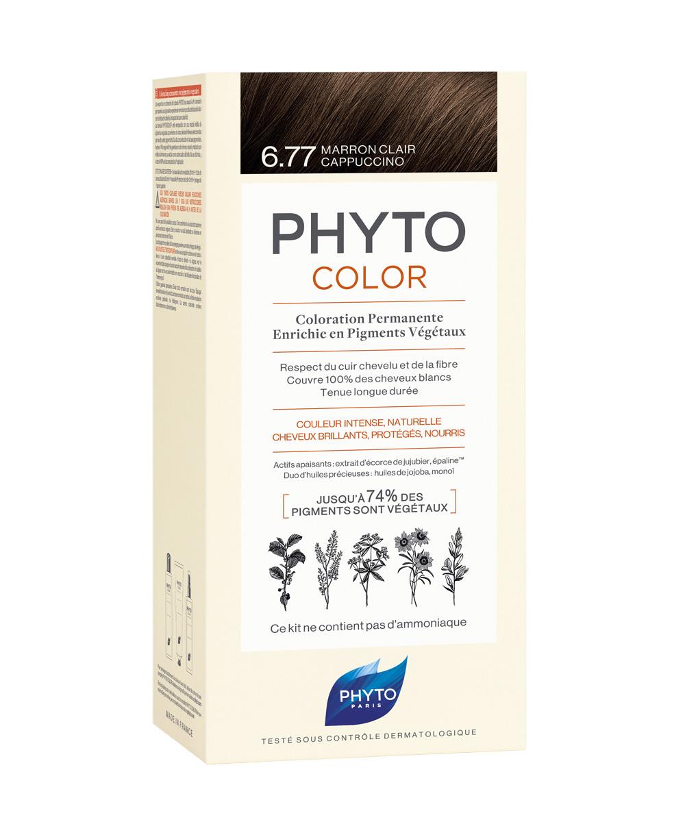 Coloración permanente Phyto Color