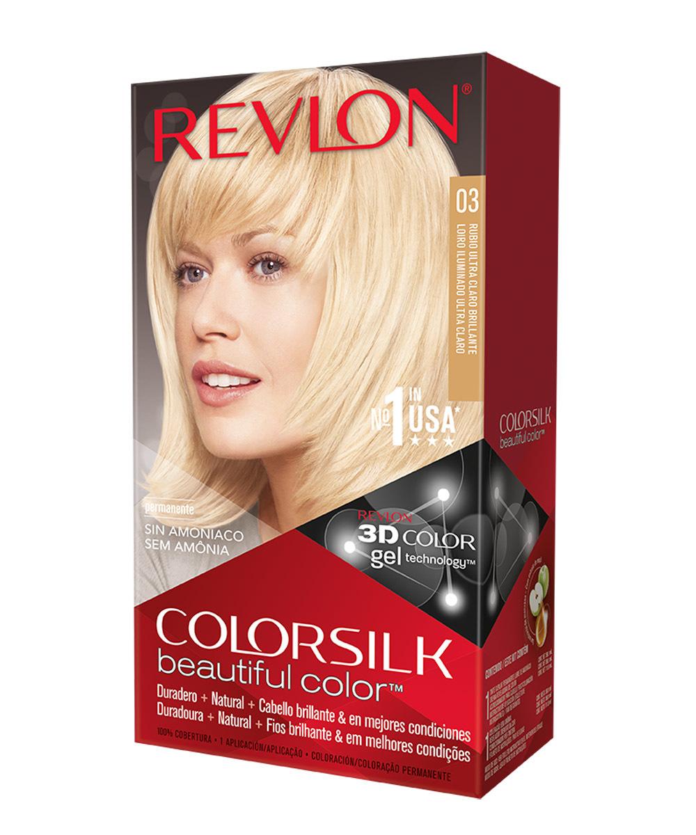Tinte ColorSilk de Revlon