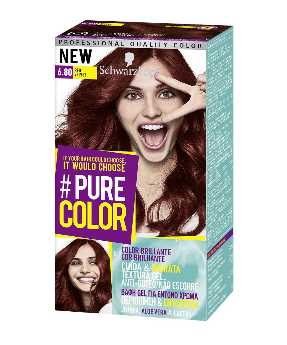 Tinte Pure Color de Schwarzkopf