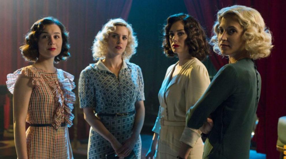 """""""Las chicas del cable"""" estrena el tráiler de su cuarta temporada"""