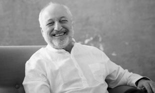 "André Aciman, autor de ""Call me by your name"" y de su nueva novela,..."
