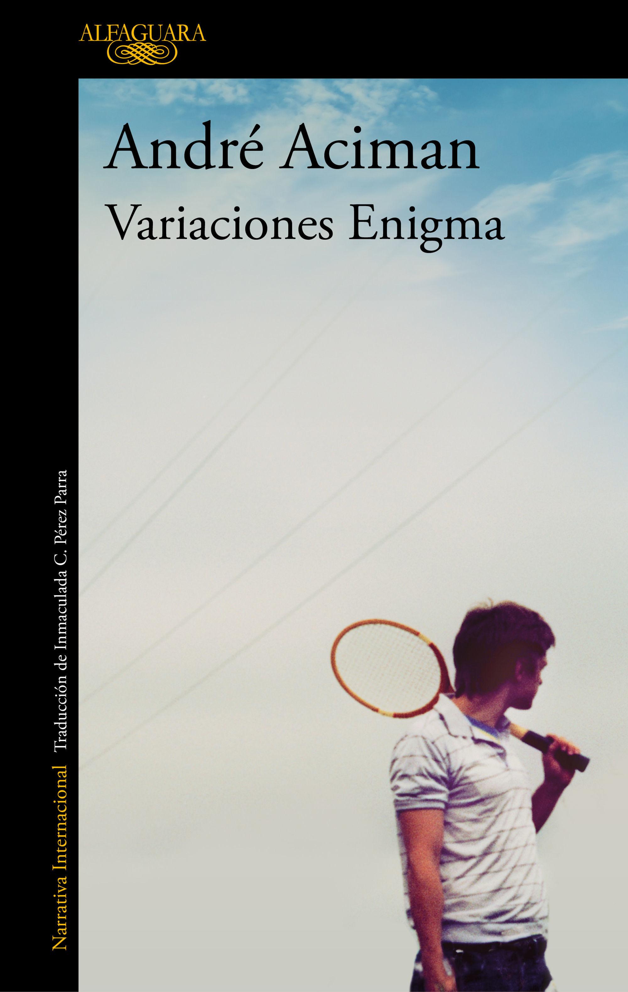 Variaciones Enigma (Alfaguara).