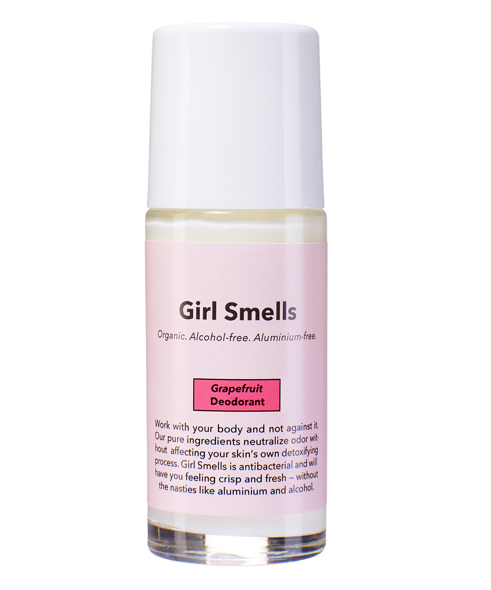 Desodorante Natural de Girl Smells.