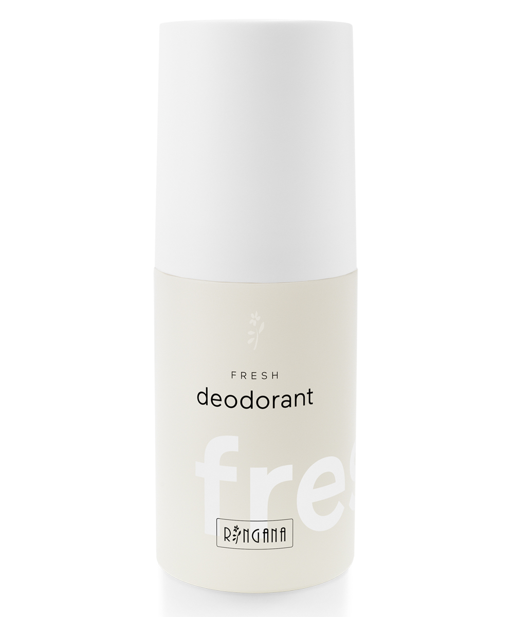 Desodorante natural Fresh Deodorant de Ringana.