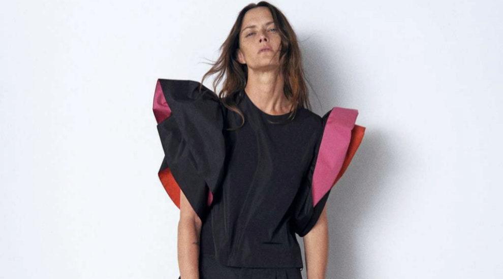 41aaff638 Cinco tops de Zara de nueva colección para estrenar en las noches de ...