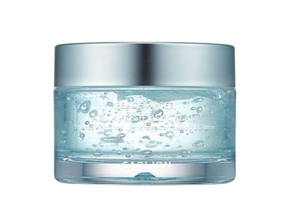 Crema hidratante en textura gel, de Caolion