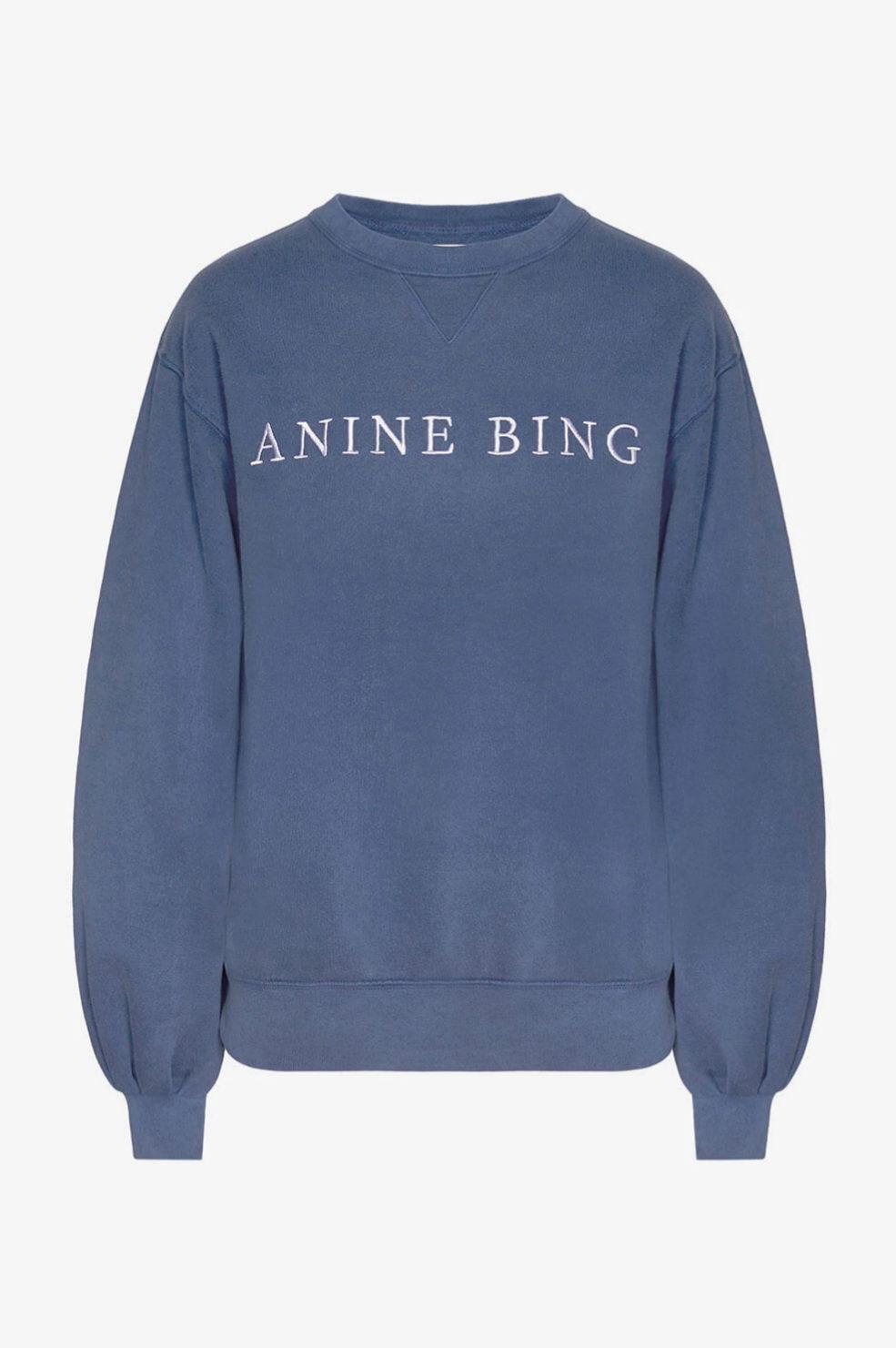 Sudadera tipo vintage de Anine Bing