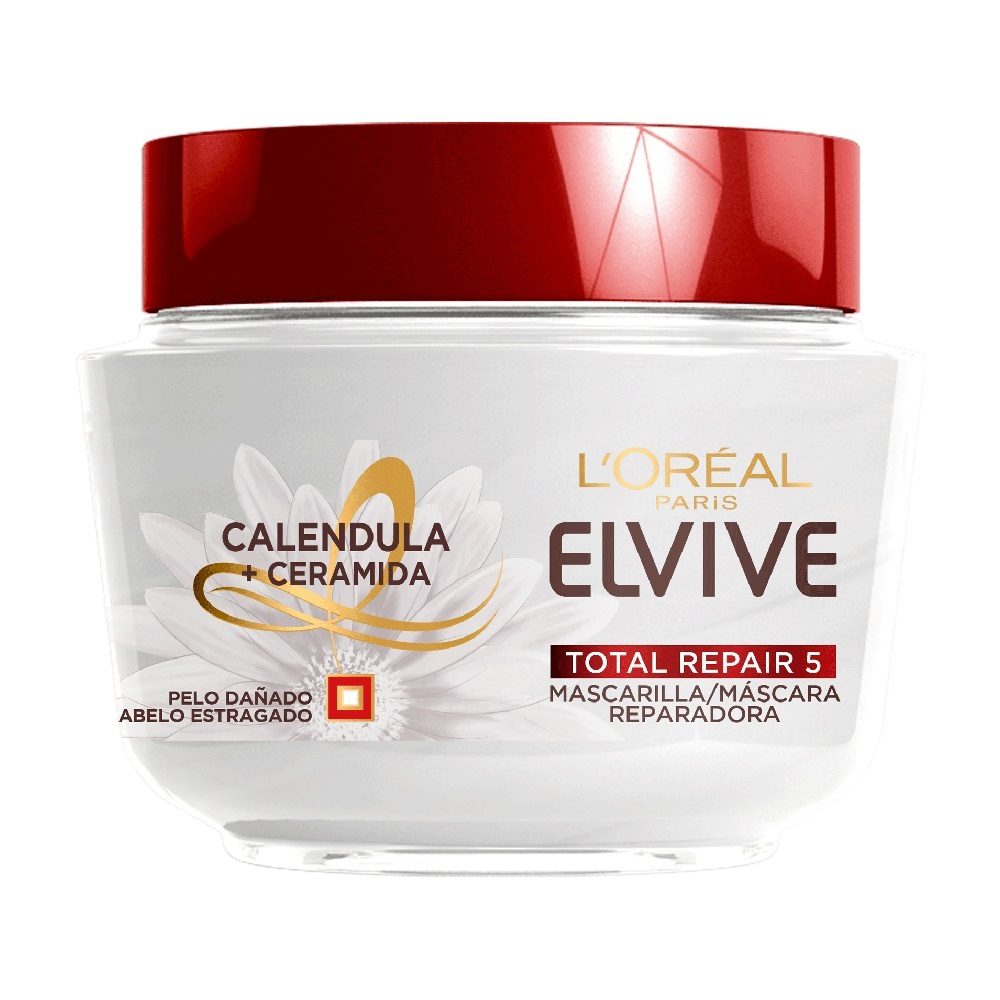 Mascarilla Elvive Total Repair 5 de L'Oréal Paris