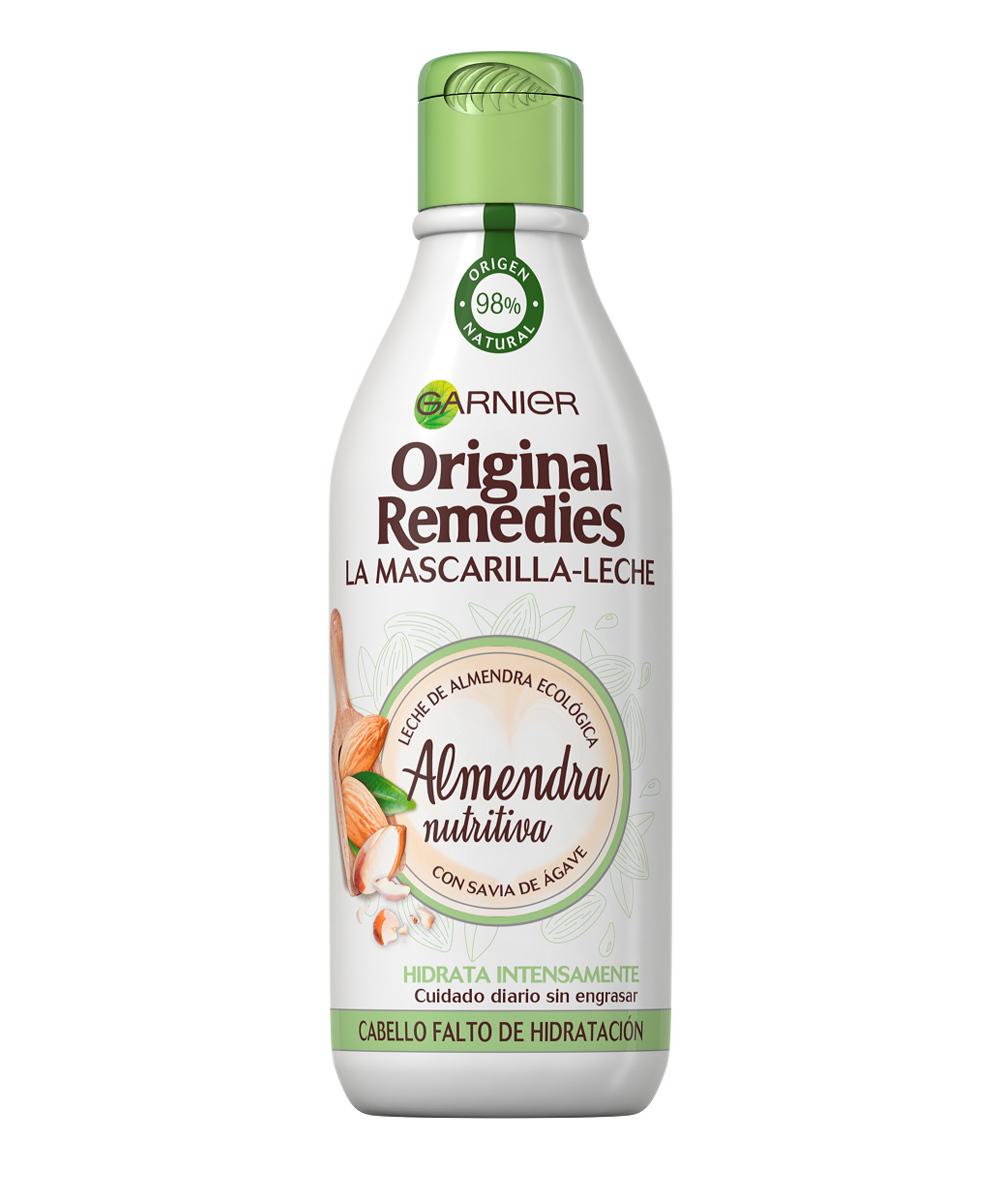 Mascarilla-Leche de Almendra Nutritiva de Original Remedies de Garnier