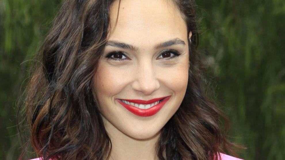 Gal Gadot es una de las actrices a las que ha maquillado Natasha...