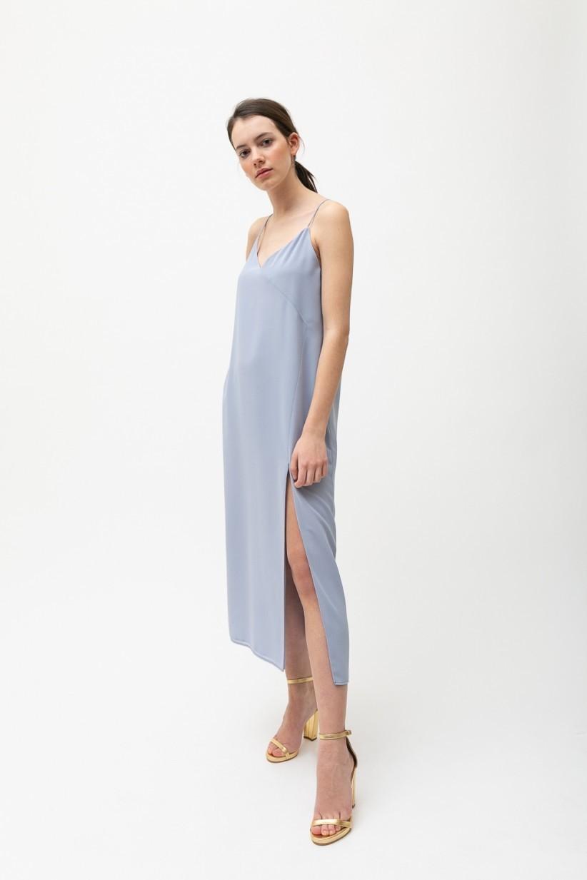 Vestido lencero, de Bimani 13 (71,20 euros).