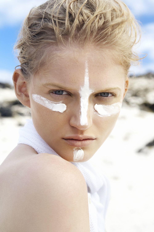 Cremas solares faciales para evitar las manchas