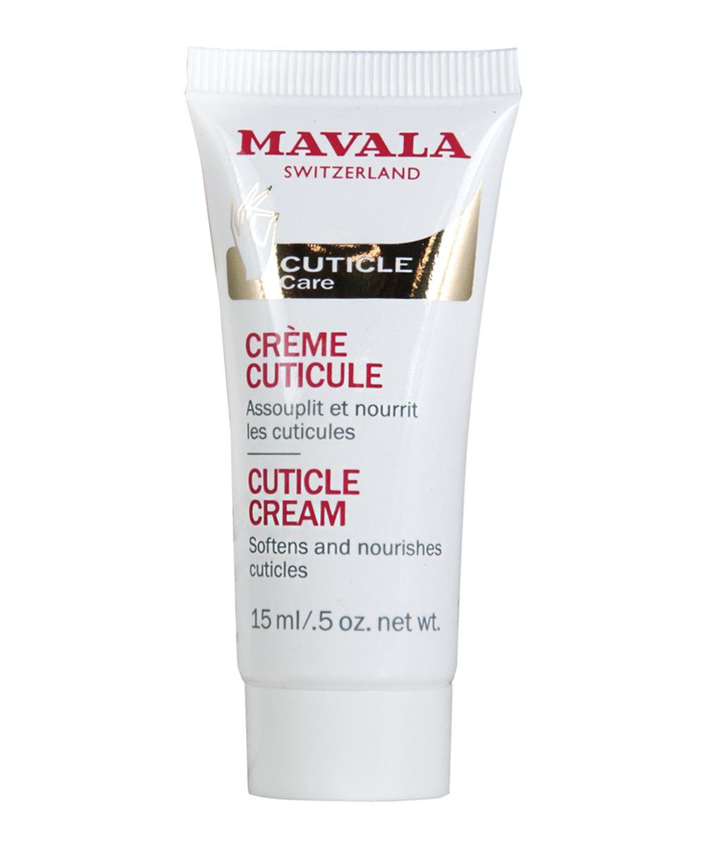 Crema para cutículas de Mavala.