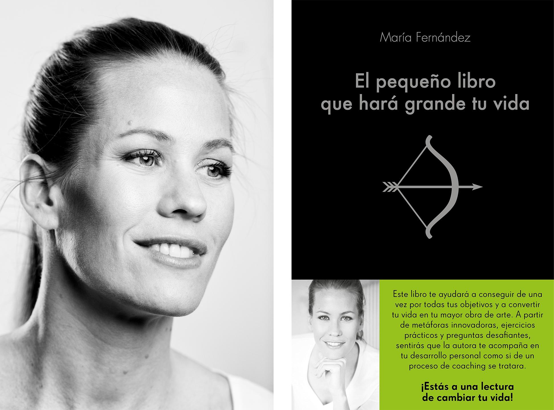 El libro de María Fernández, coach personal, ejecutivo y de equipos