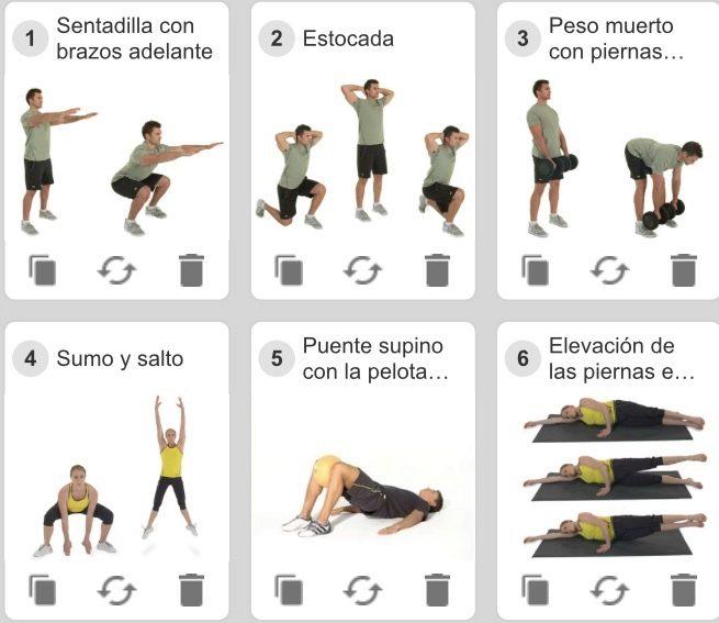 como endurecer los musculos internos de las piernas