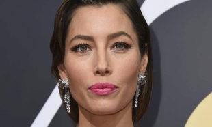 La actriz Jessica Biel se ha sumado a la tendencia sin maquillaje para...