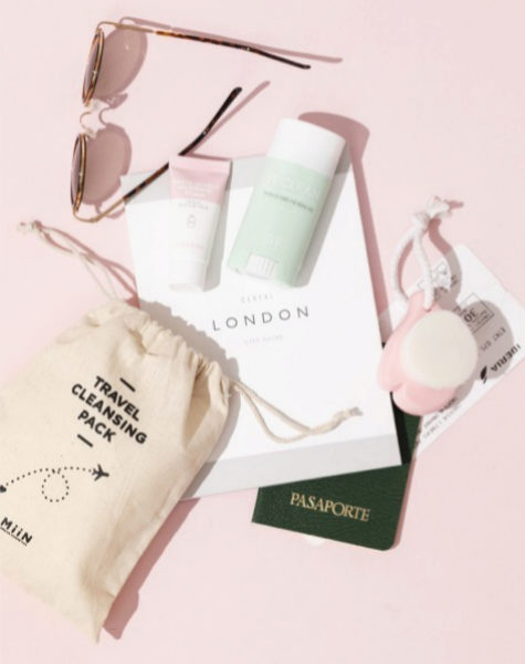 Double cleansing travel pack de G9Skin