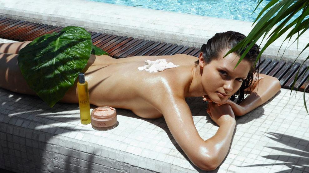 Descubre cómo utilizar el aceite de coco para la piel.