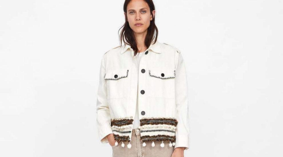 Una de nuestras chaquetas favoritas de Zara