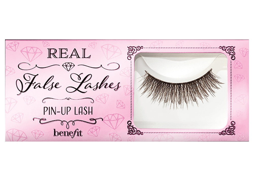 Pestañas postizas Pin-Up Lashes de Benefit Cosmetics (22 euros, en...