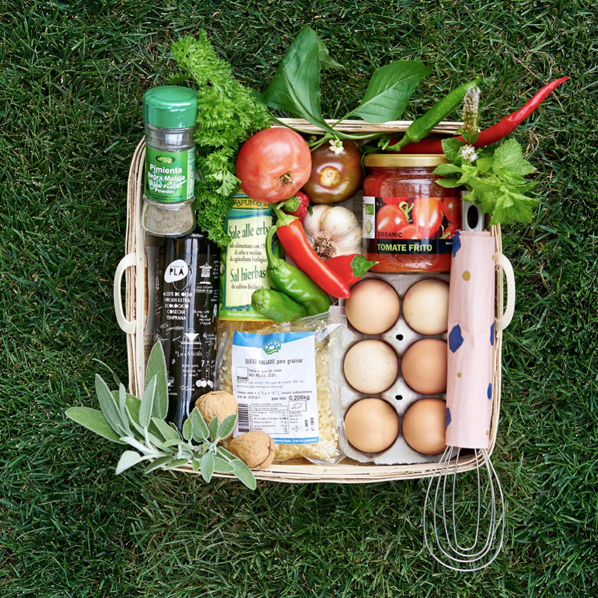 Debemos priorizar el consumo de frutas y verduras.