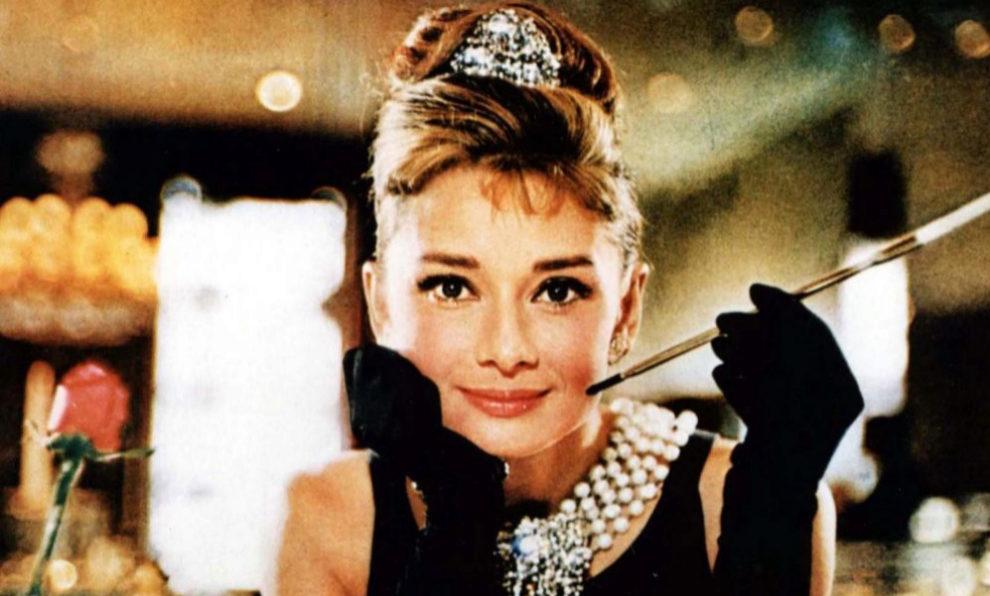 Audrey Hepburn, en Desayuno con diamantes, la mejor inspiración.