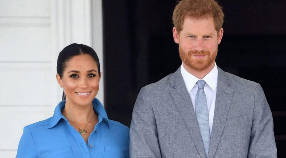 Meghan Markle y el príncipe Harry se van de vacaciones a Niza.