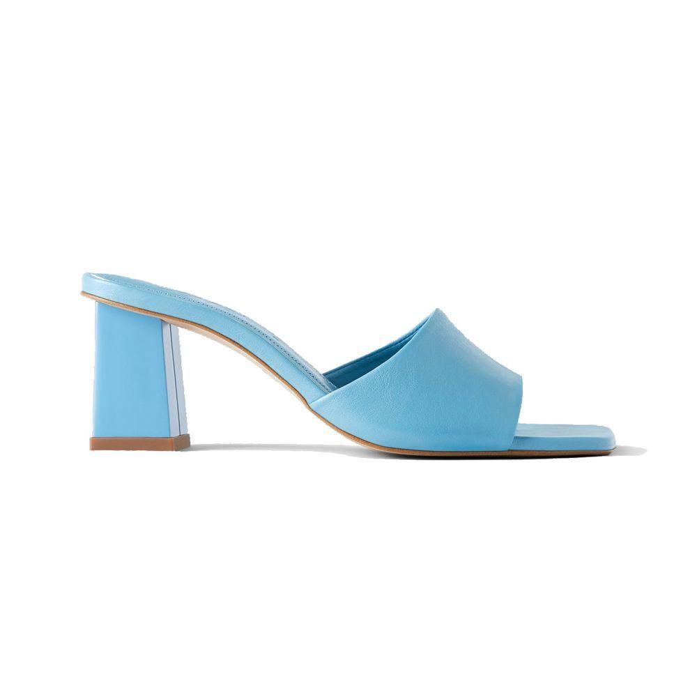 Sandalias de Zara.