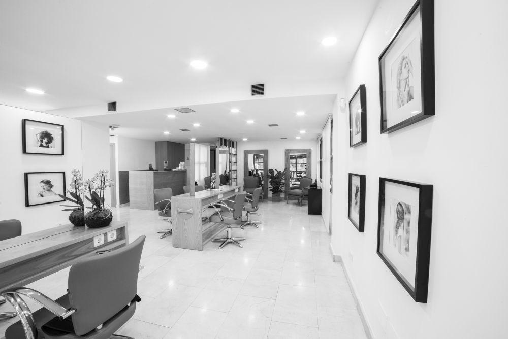 El salón Álex Sestelo de Madrid.