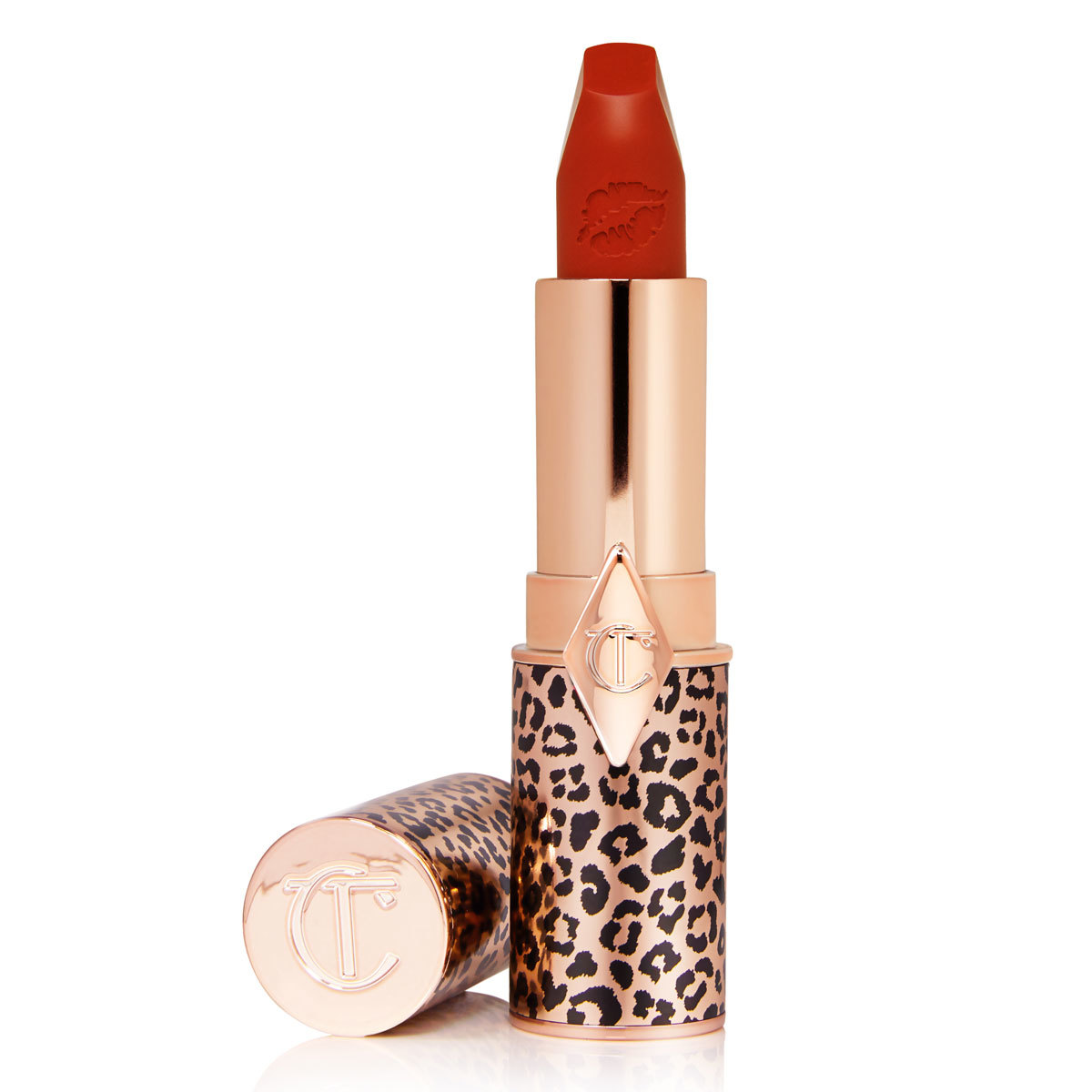 Barra de labios Hot Lips 2 Red Hot Susan, de Charlotte Tilbury (35...