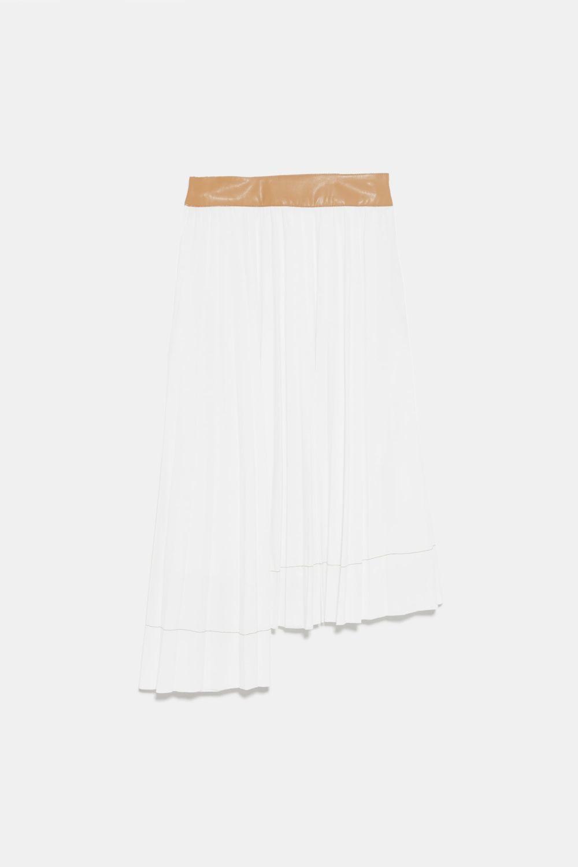 Falda de Zara