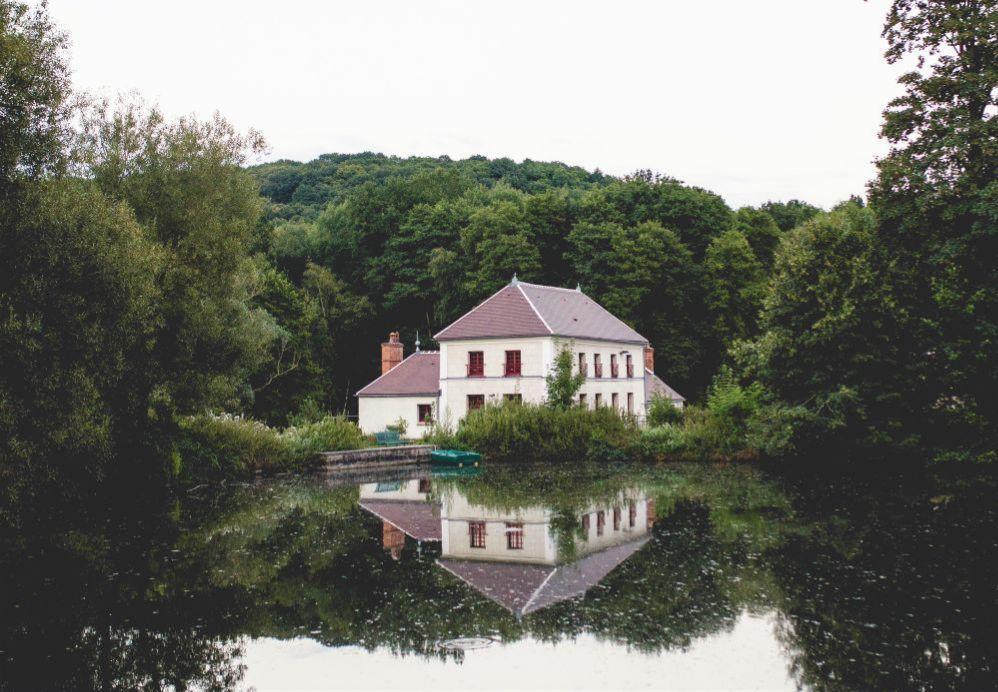 Le Barn en Francia.