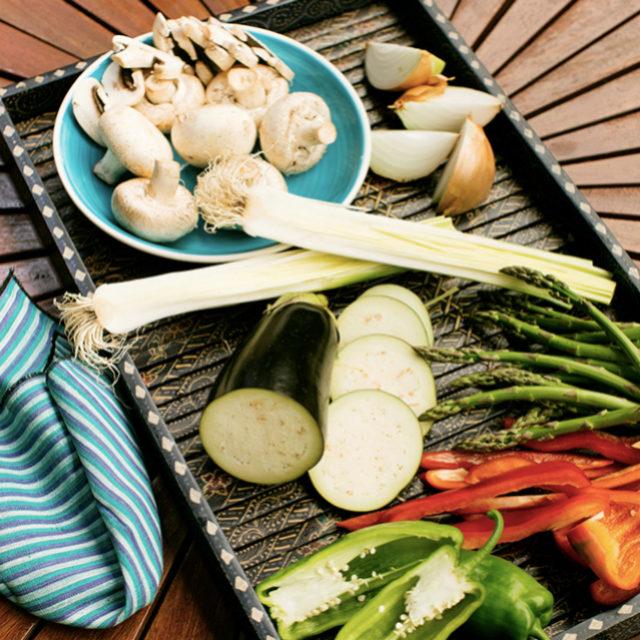Una dieta equilibrada ya garantiza una microbiota sana.