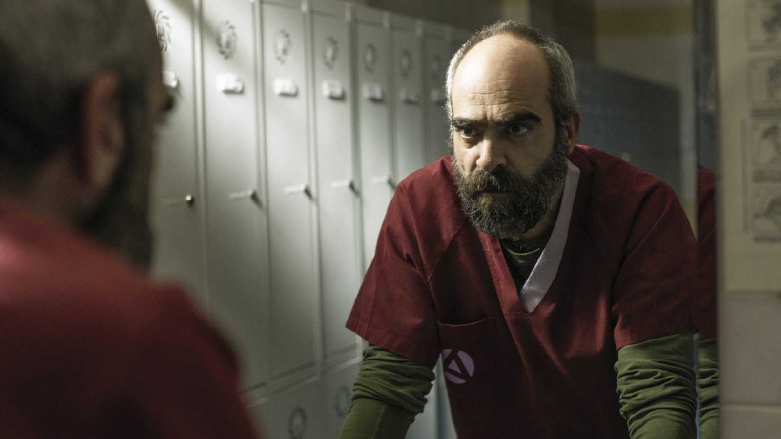 Luis Tosar en su papel de Mario.