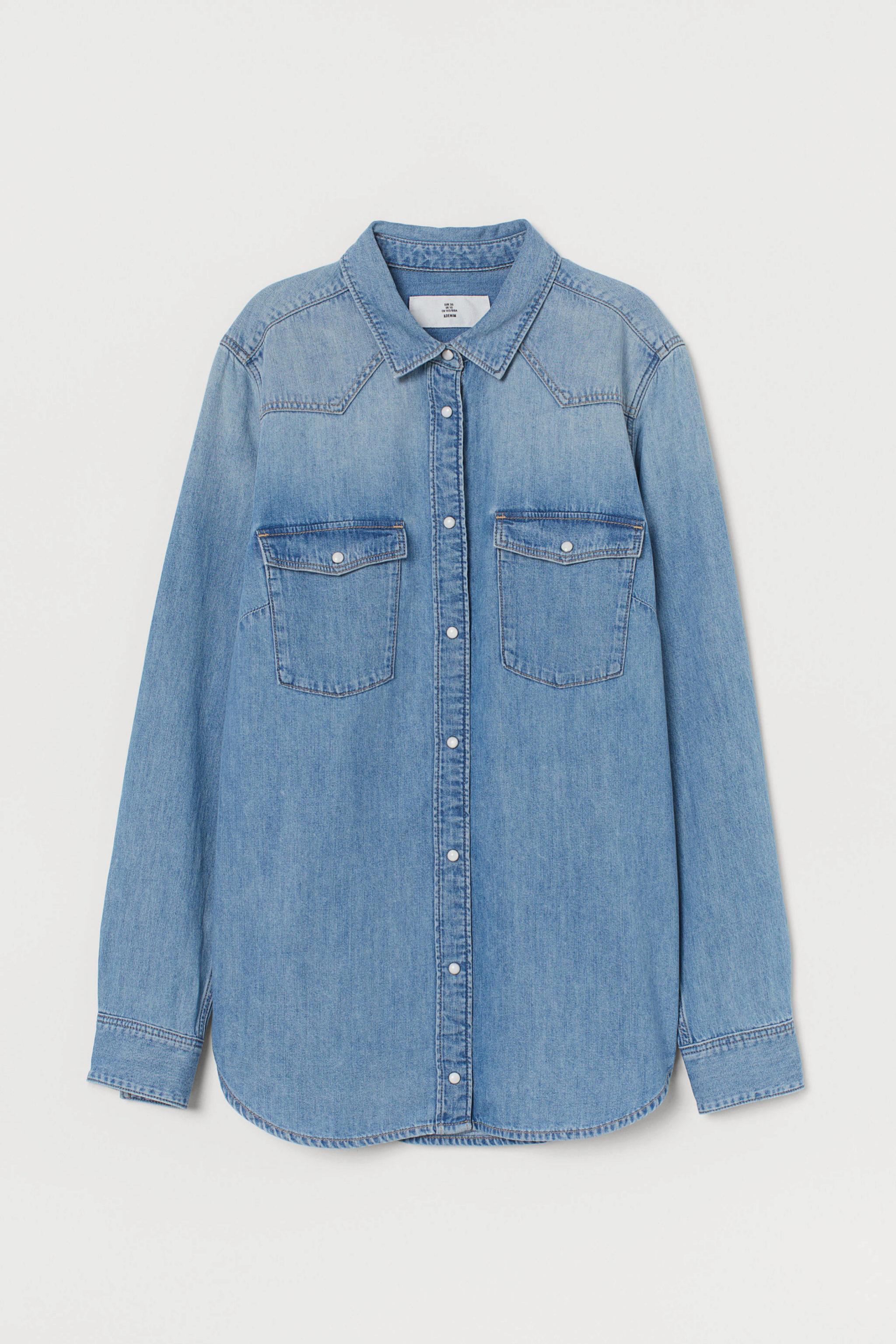Camisa tejana de H&M (24,99¤)
