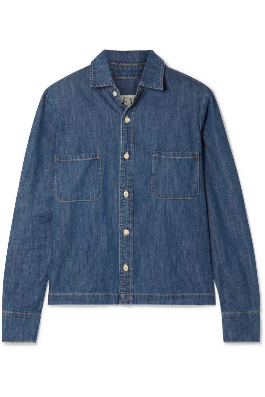Camisa denim de Eve Denim para Net a Porter