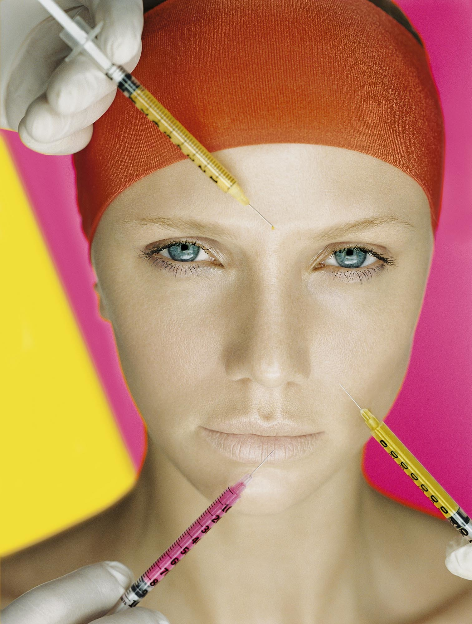 El bótox es el tratamiento estético más eficaz para eliminar las...