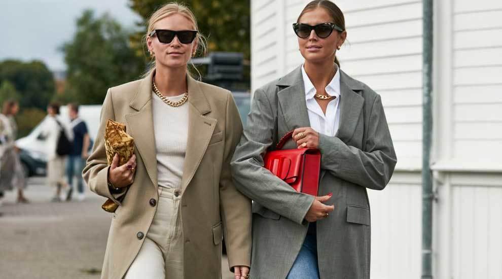 Toda La Moda Los Looks Más Actuales Y últimas Tendencias