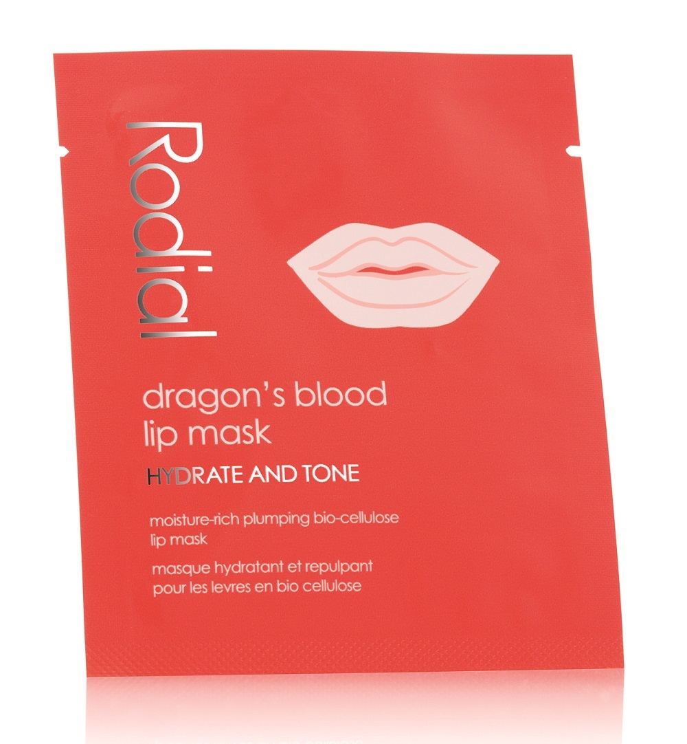 Mascarilla para labios Dragon's Blood Lip Mask de Rodial.