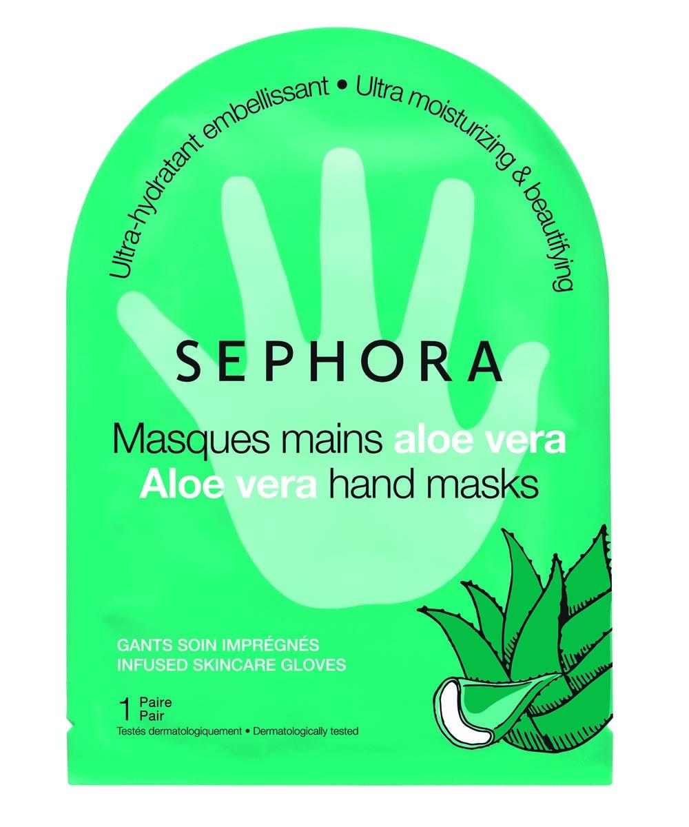 Mascarilla de manos de Sephora Collection.