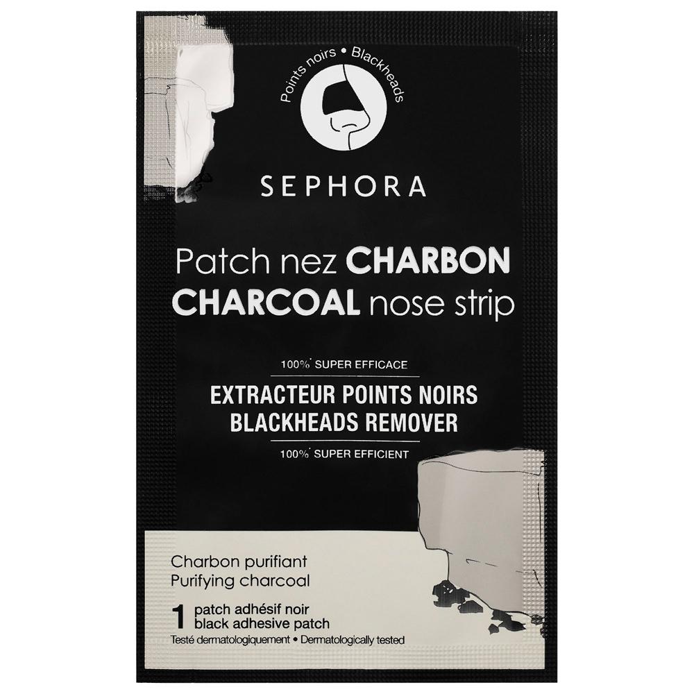 Tira de carbón para la nariz de Sephora Collection.